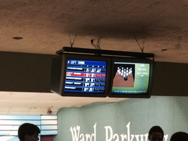 Mutual Activity Bowling