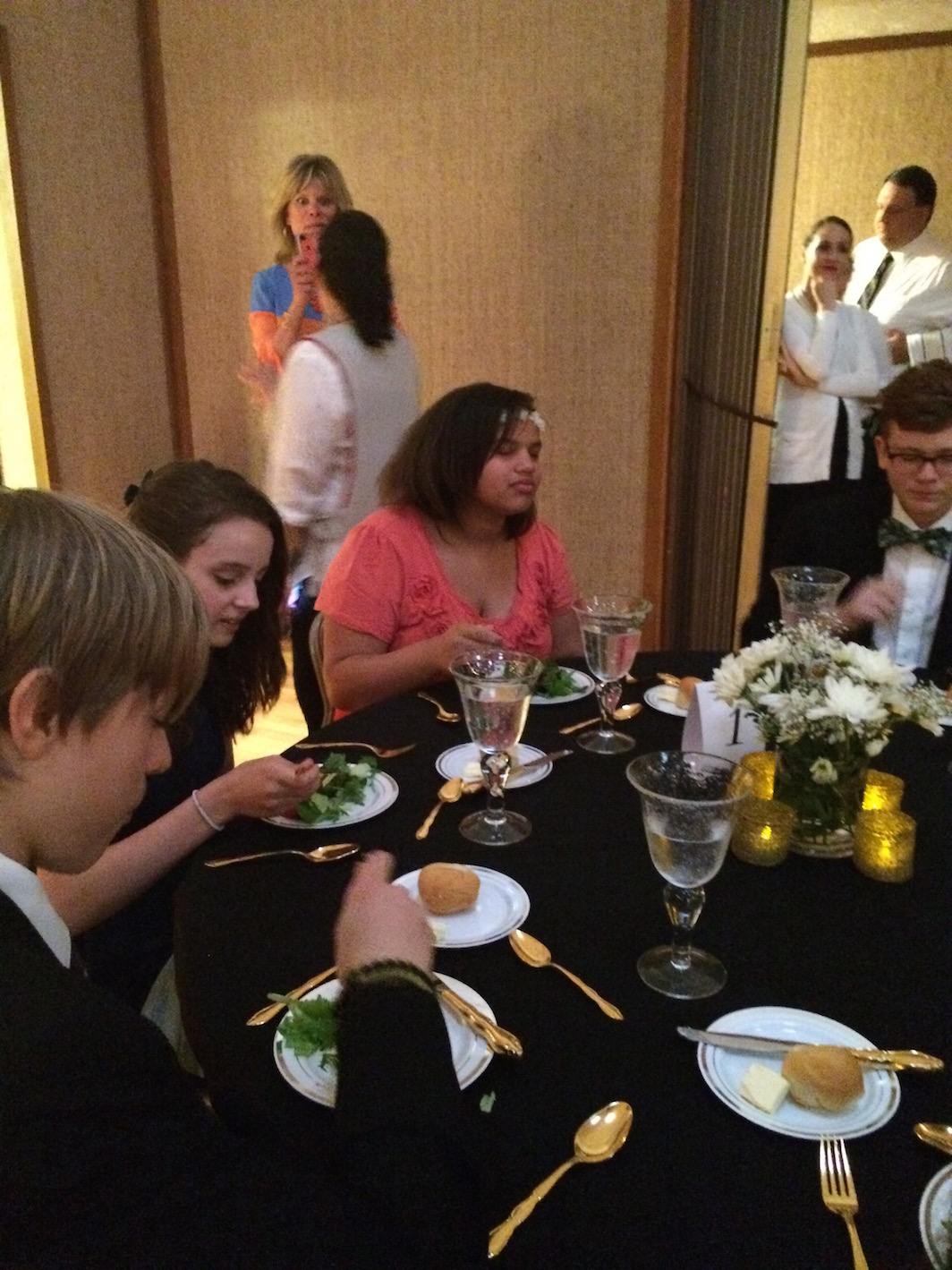 Kc1 Mutual Activity Yw And Ym Etiquette Dinner