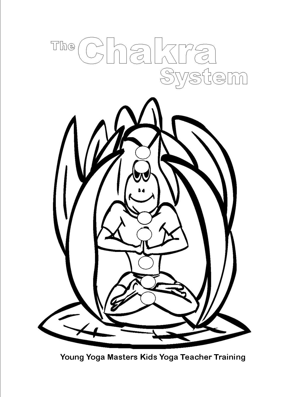 Chakras For Kids Yoga