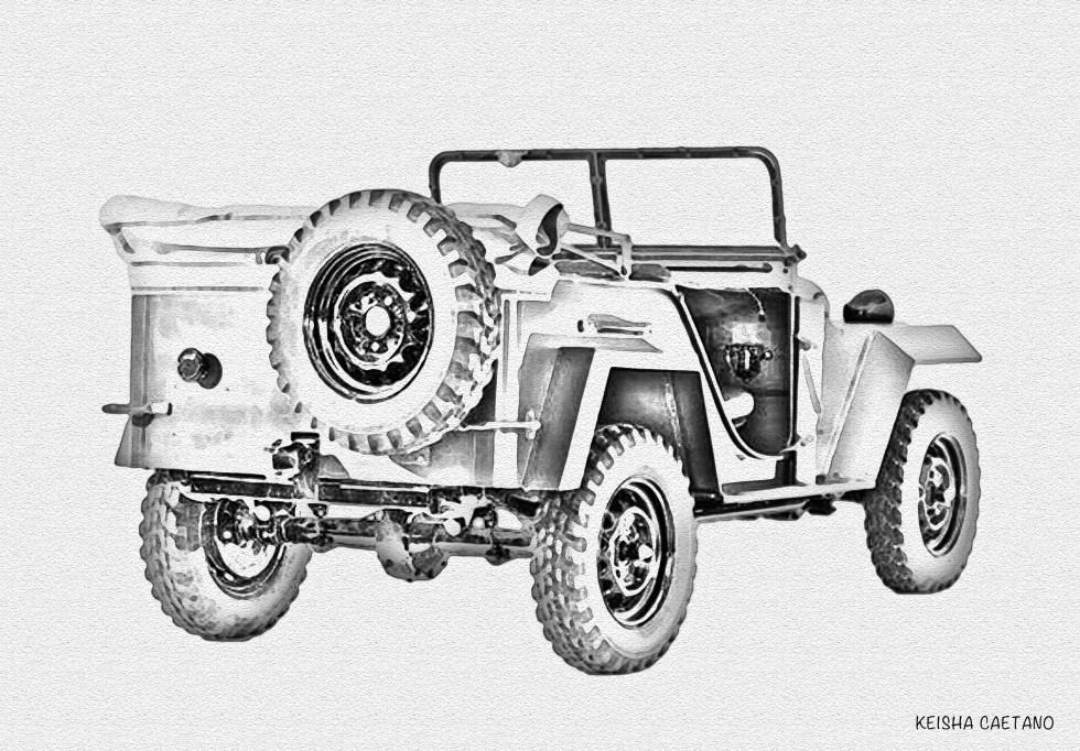 Utility Jeep