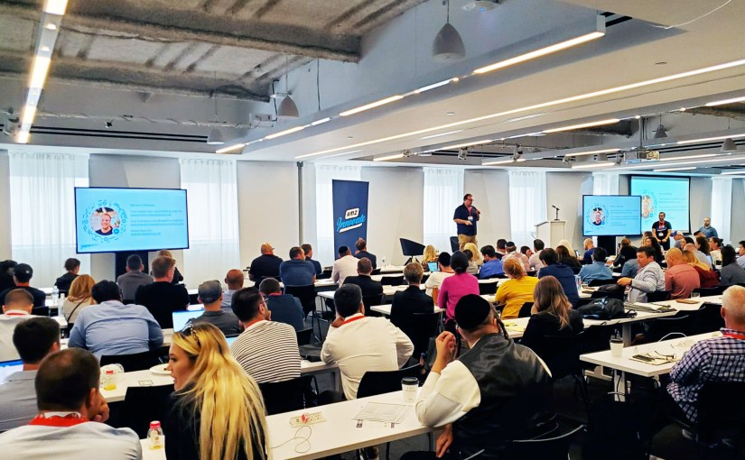 AMZ Innovate 2019 in NYC