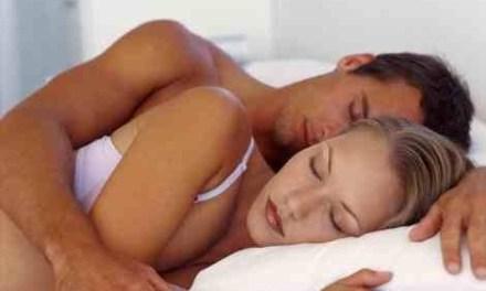 Sleepy sex
