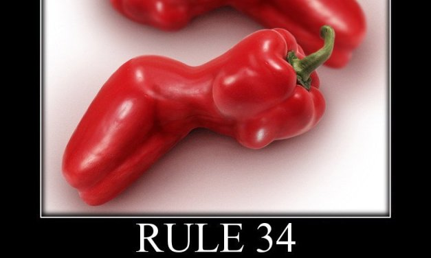 Rule 34 – If it exists there IS porn of it