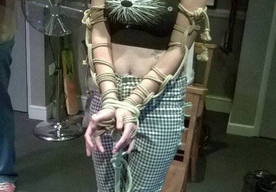 The Art Of Shibari by Be Knot Afrayed