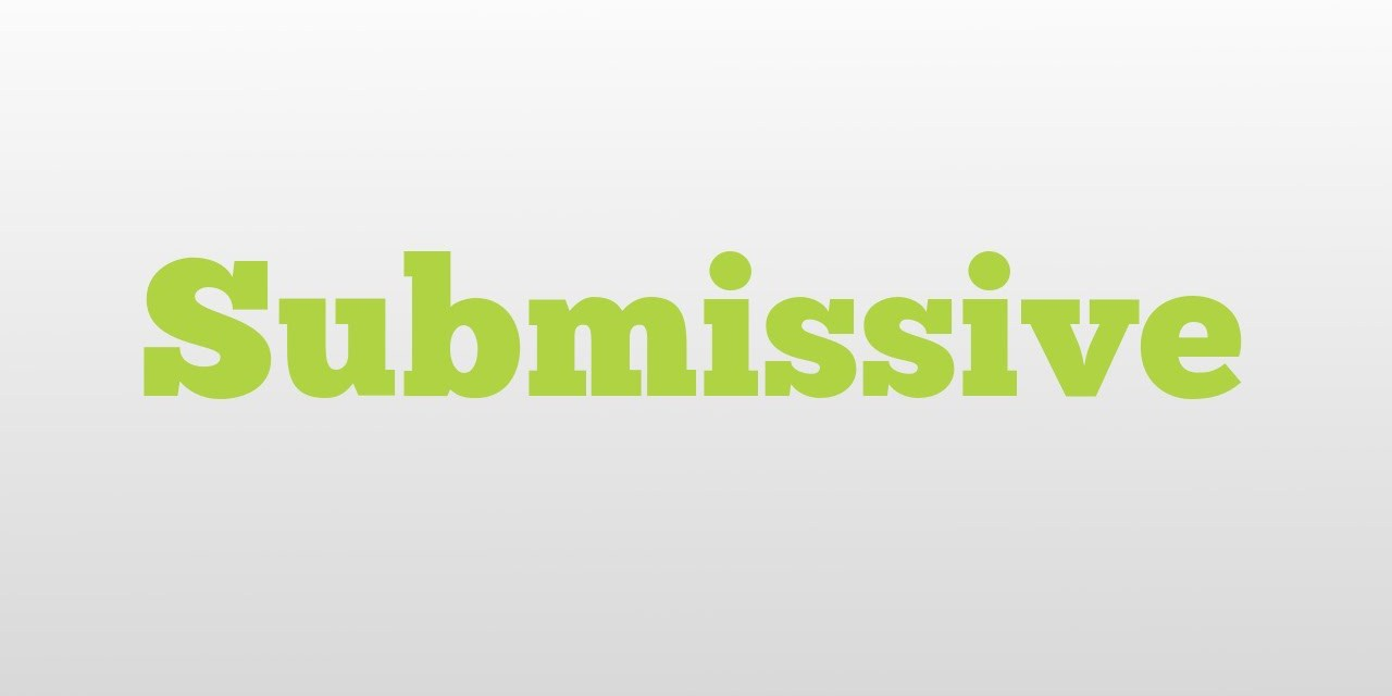 Responsibilty as a Submissive