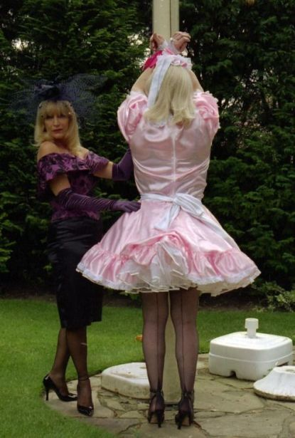 Being A Sissy, John tells his first time.