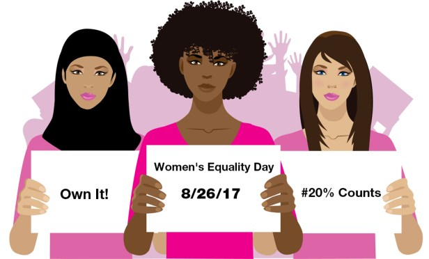 Image result for Women's Equality Day