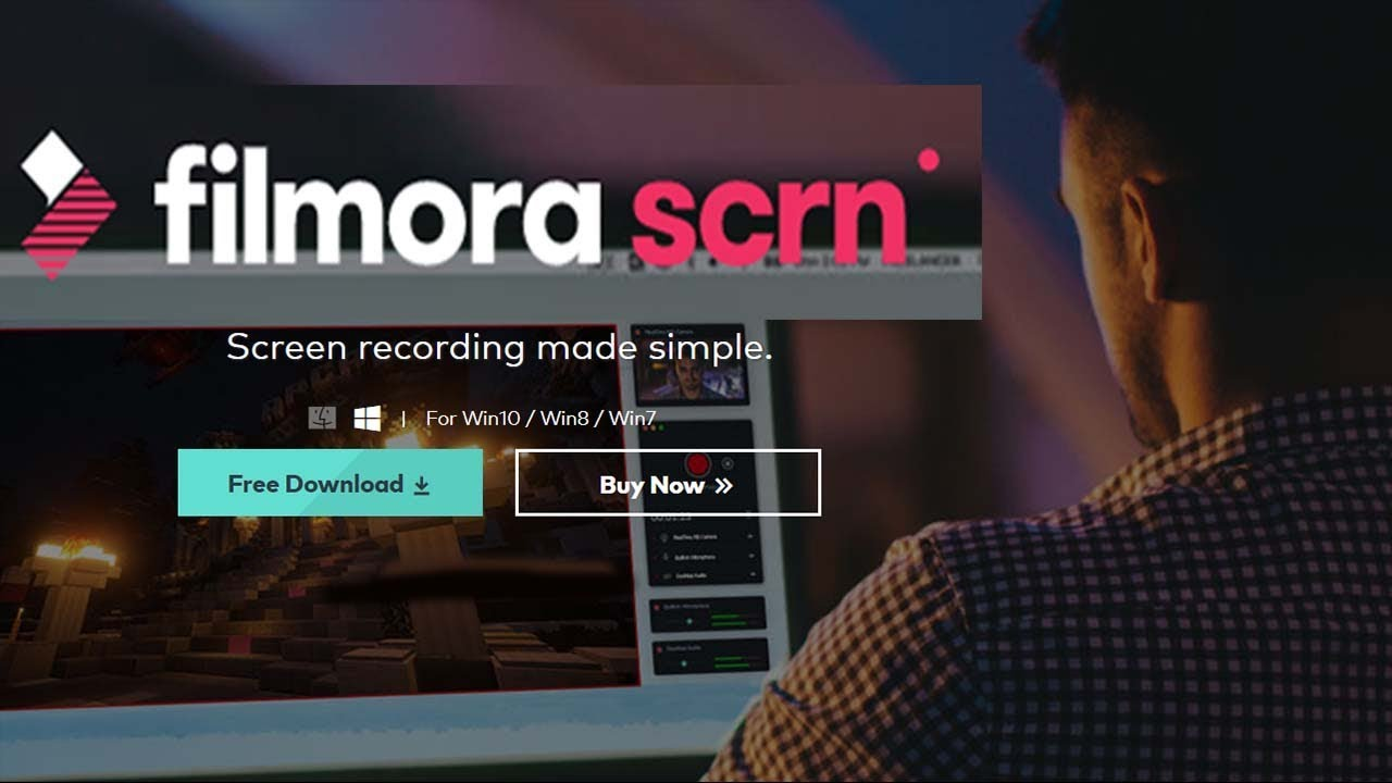 Wondershare Filmora Scrn Recorder Full Review : 2018