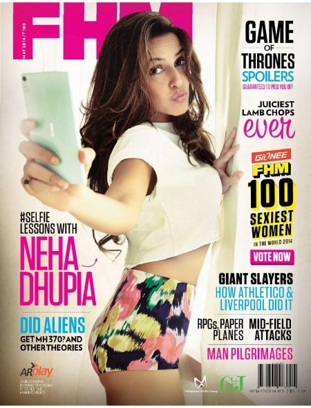 Neha Dhupia1
