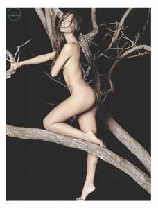 Alejandra Avila4 - Alejandra Avila for SoHo Magazine Colombia