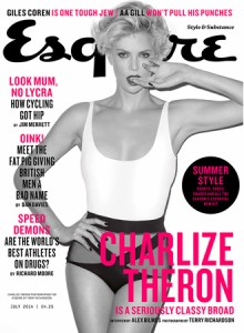 Charlize Theron2 - Charlize Theron for Esquire Magazine