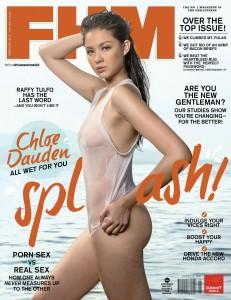 Chloe Dauden - Chloe Dauden for FHM Magazine Philippines