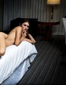 Hannah Mae12 - Hannah Mae so very naked for Volo Magazine