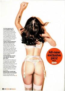 Helen Flanagan4 - Helen Flanagan for Zoo Magazine