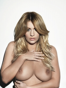 holly peers 0914 topless photos 40 - Holly Peers awesome outtakes for Nuts Magazine
