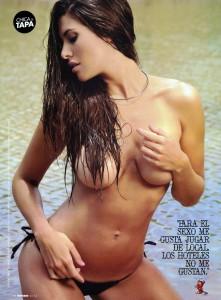 Ivana Nadal1 - Ivana Nadal for Hombre Magazine Argentina