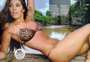 Ivana Nadal6 - Ivana Nadal for Hombre Magazine Argentina