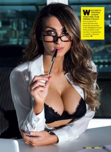 "Luisa Zissman13 - Luisa Zissman is ""Unbelievably Rude"" for Zoo Magazine"
