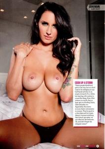 Sammy Braddy8 - Sammy Braddy in the Art of Seduction for Zoo Magazine