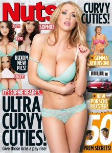 Nuts20140404001 - Sophie Reade & Friends present Ultra Curvy Cuties for Nuts Magazine