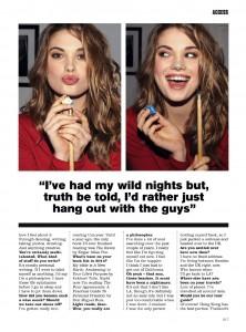 Terra Jo Wallace2 - Terra Jo Wallace for FHM Magazine