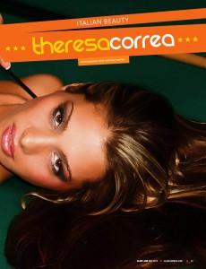 Theresa Correa7 - Theresa Correa for Glam Jam Magazine
