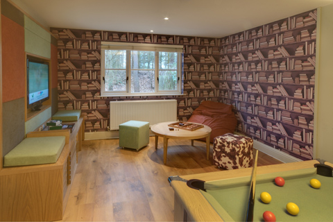 Get a sneak peek of Center Parcs new look