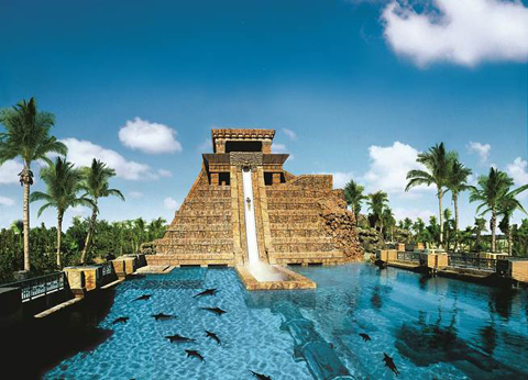 Top 10 best hotel water slides