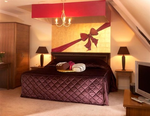 chocolate-themed hotels