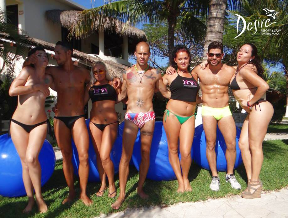 Mexican swinger holidays offered to Brits