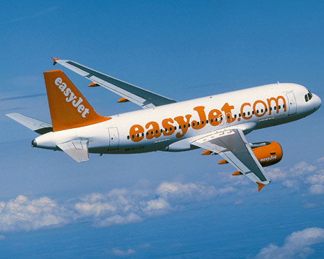 Send your flight photos to easyJet and you could win a holiday