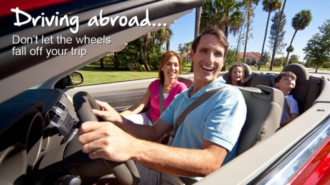 guide to driving abroad
