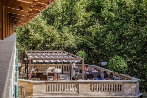 Top 10 rooftop bars in Palma