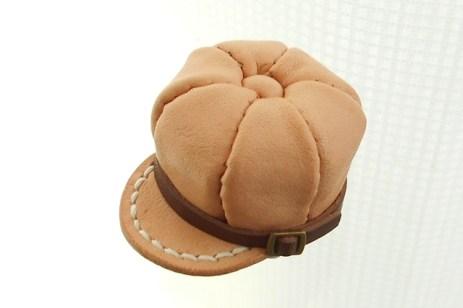 コラボアクセサリー用のぷちキャスケット帽