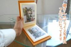 櫻さんのブライス写真はアルバムになってます
