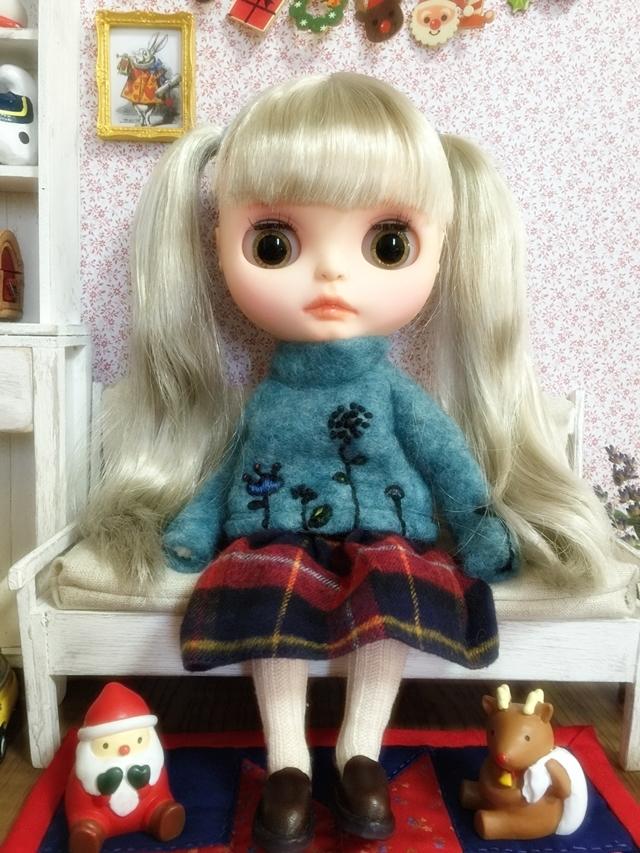 櫻さんのブライスもクリスマスですね~