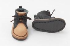 正面と靴底