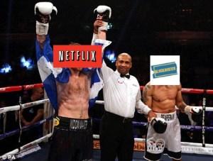 netflix v blockbuster