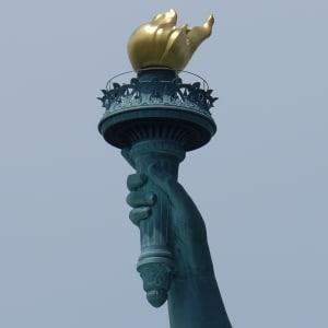 Torche Statue de la Liberté