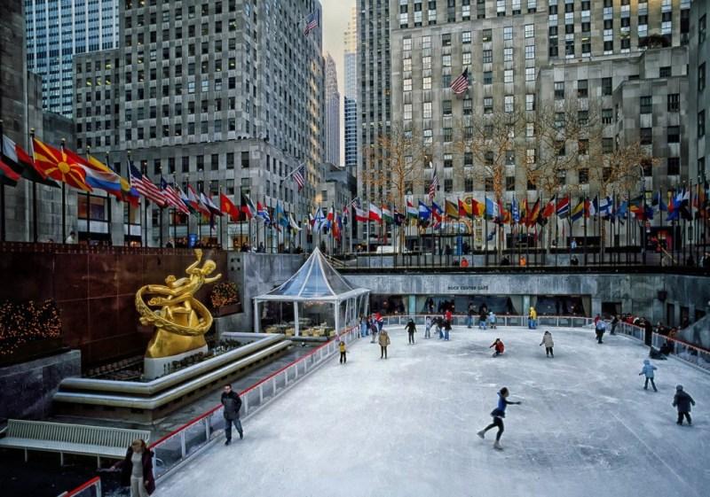 New York romantiques