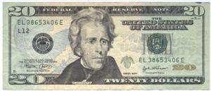 billet-20-dollars