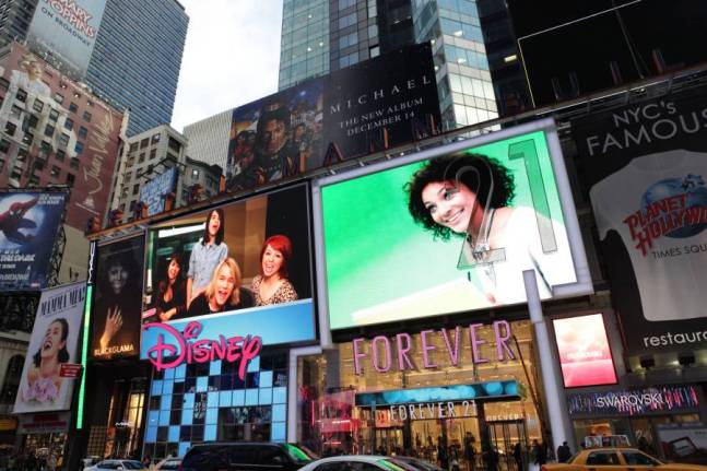Forever21-Times-Square