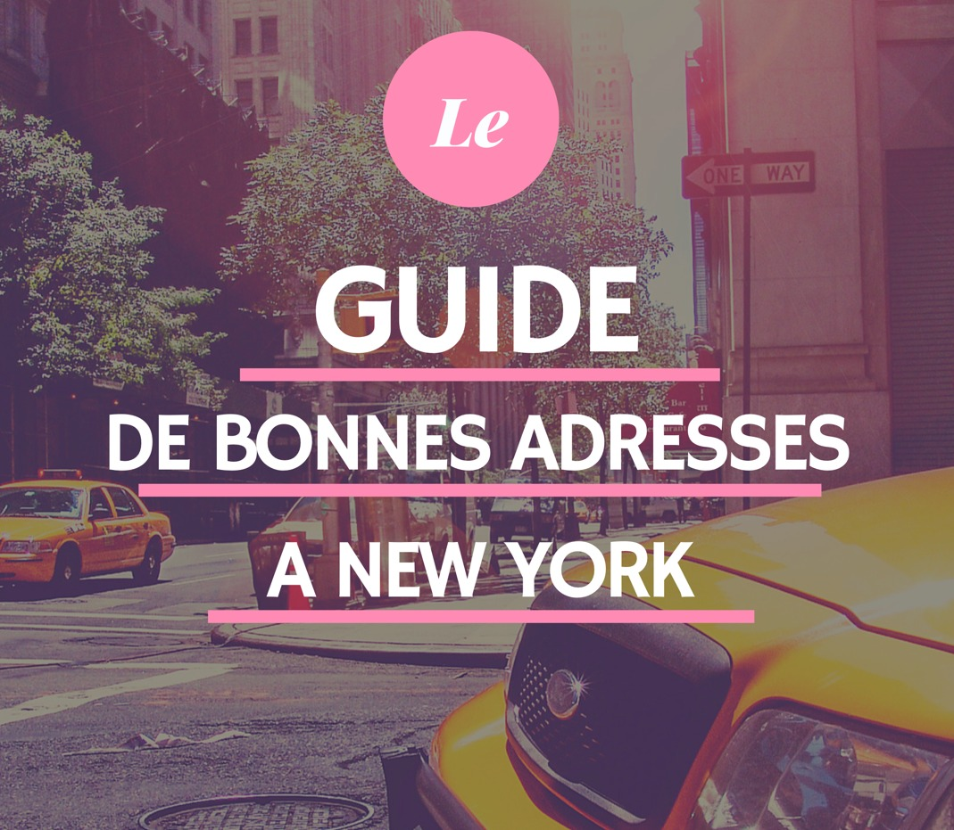 Guide restos à New York