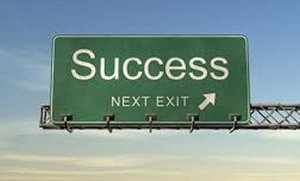 Success Online Highway Exit
