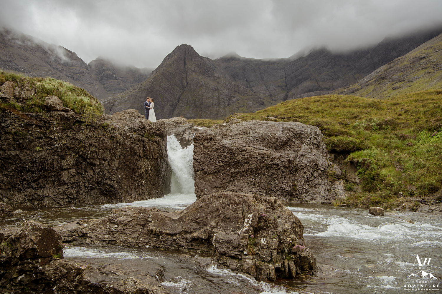 Adventure Weddings & Elopements in the Isle of Skye