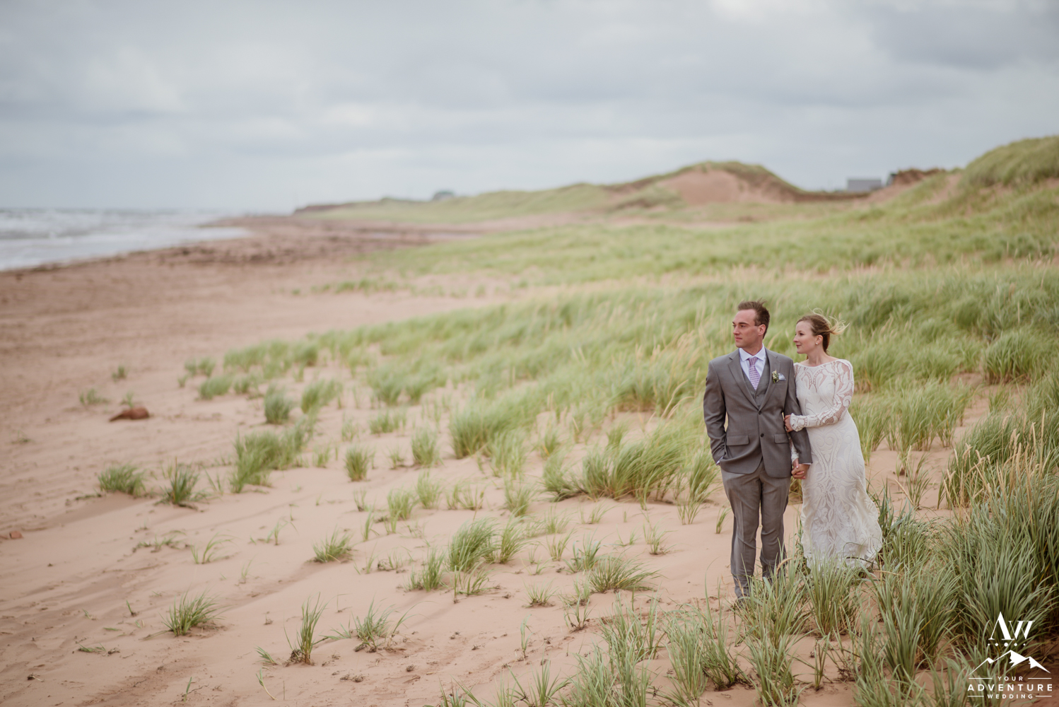 PEI Beach Wedding Thunder Cove