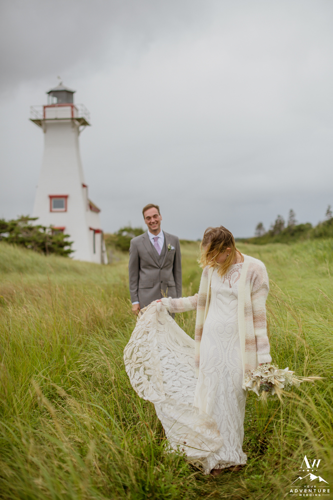 Anne of Green Gables Wedding Location