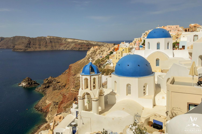 Oia Santorini Greece Wedding Location