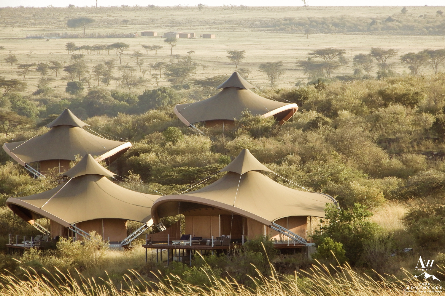 Safari wedding hotels in east Africa
