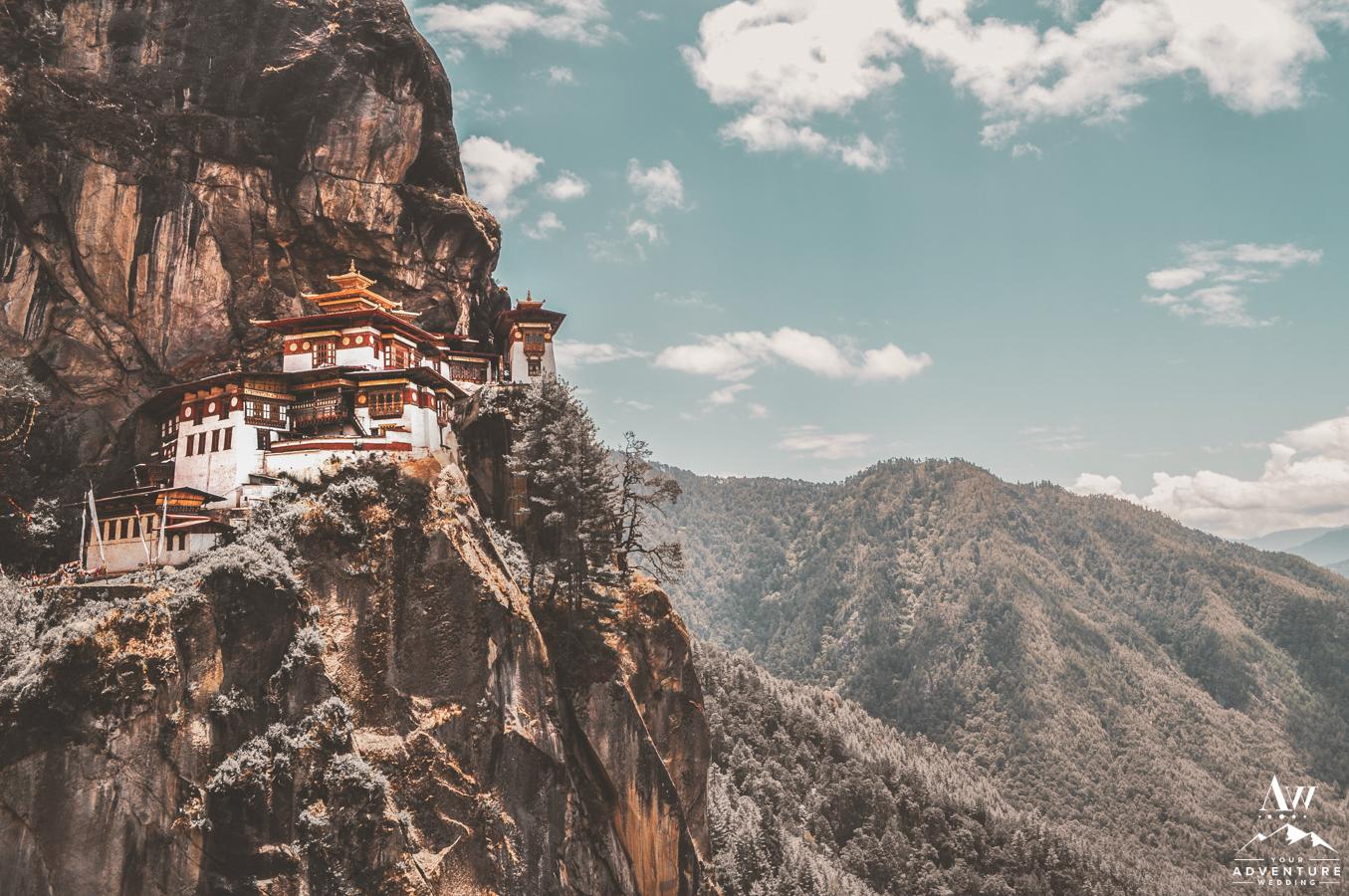 Elopements in Nepal & Bhutan